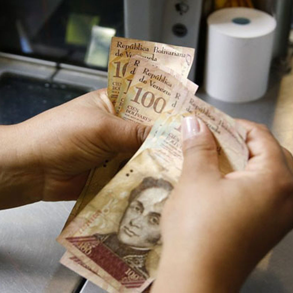 Inflación en Venezuela culmina el 2017 en 2.000%