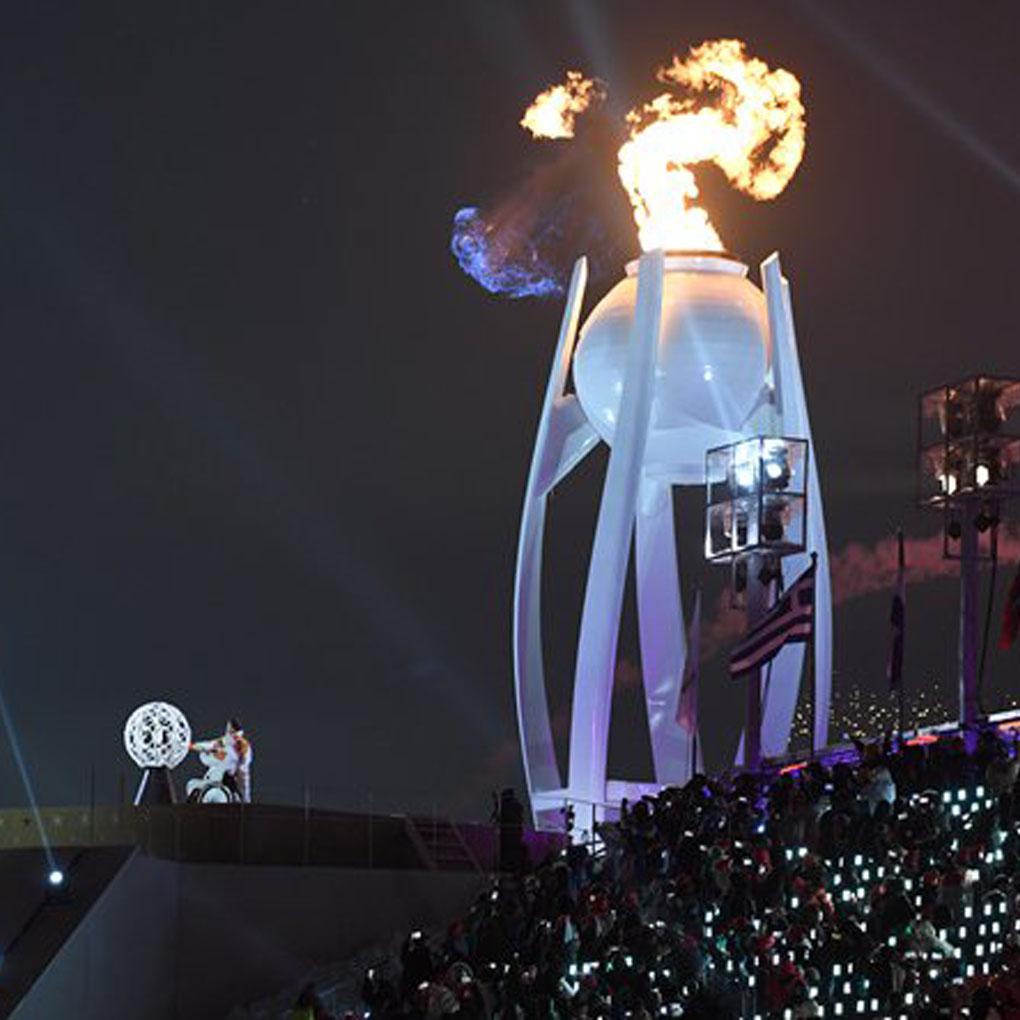 Juegos Paralímpicos 2018 comenzaron este viernes en Pyeongchang