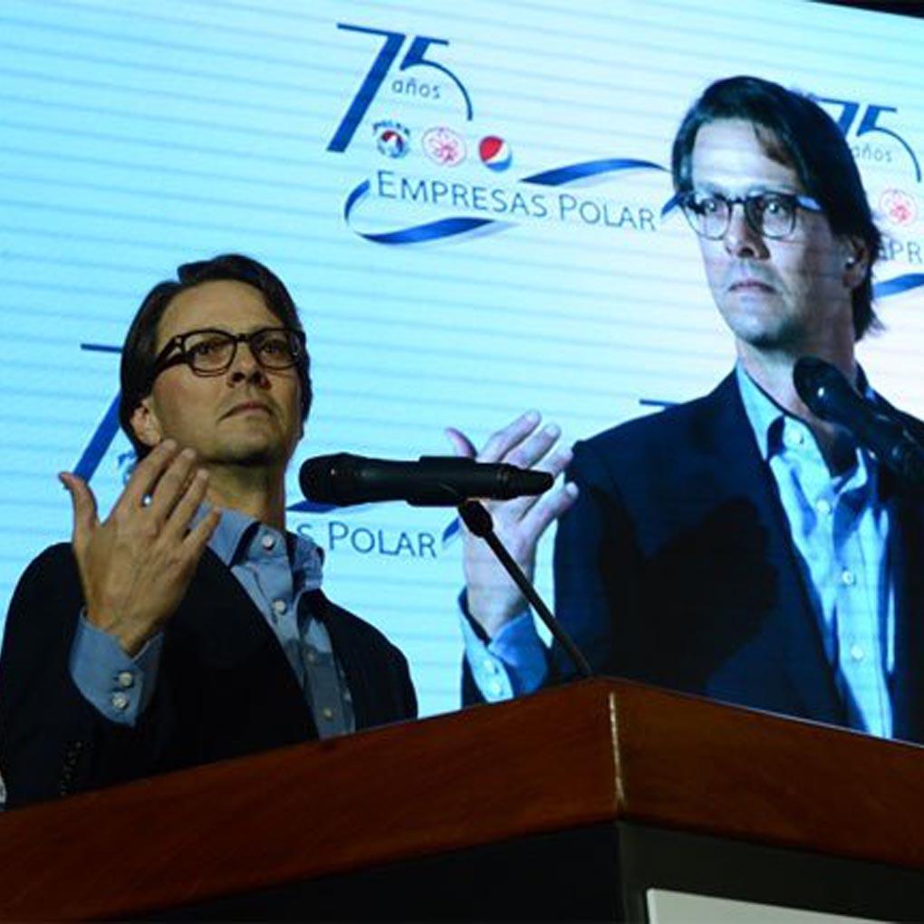 Lorenzo Mendoza presidente de Venezuela