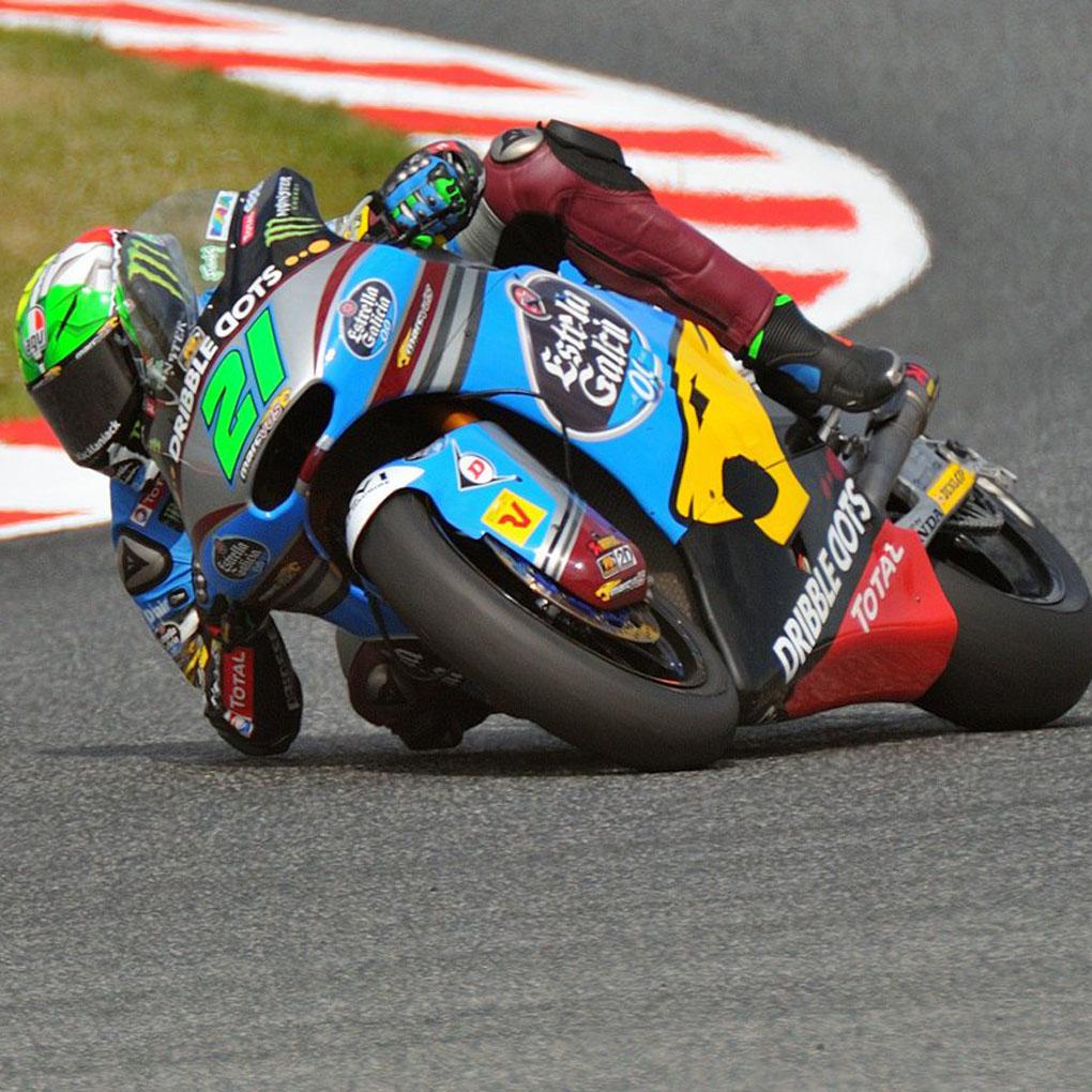 MotoGP 2018 Franco Morbidelli y Thomas Luthi Pilotos