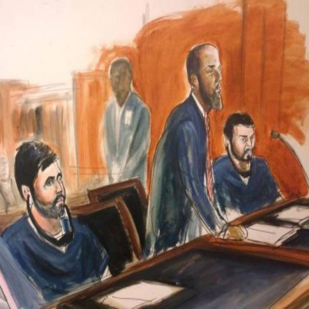 Sentencia de los Narcosobrinos es de 18 años de cárcel