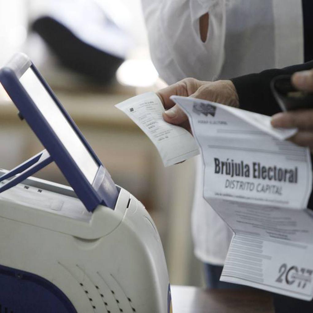 Boletas electorales invalidas comenzaron a ser distribuidas en el país