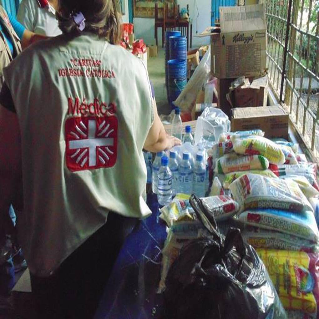 Caritas Venezuela lidera programa contra la desnutrición infantil