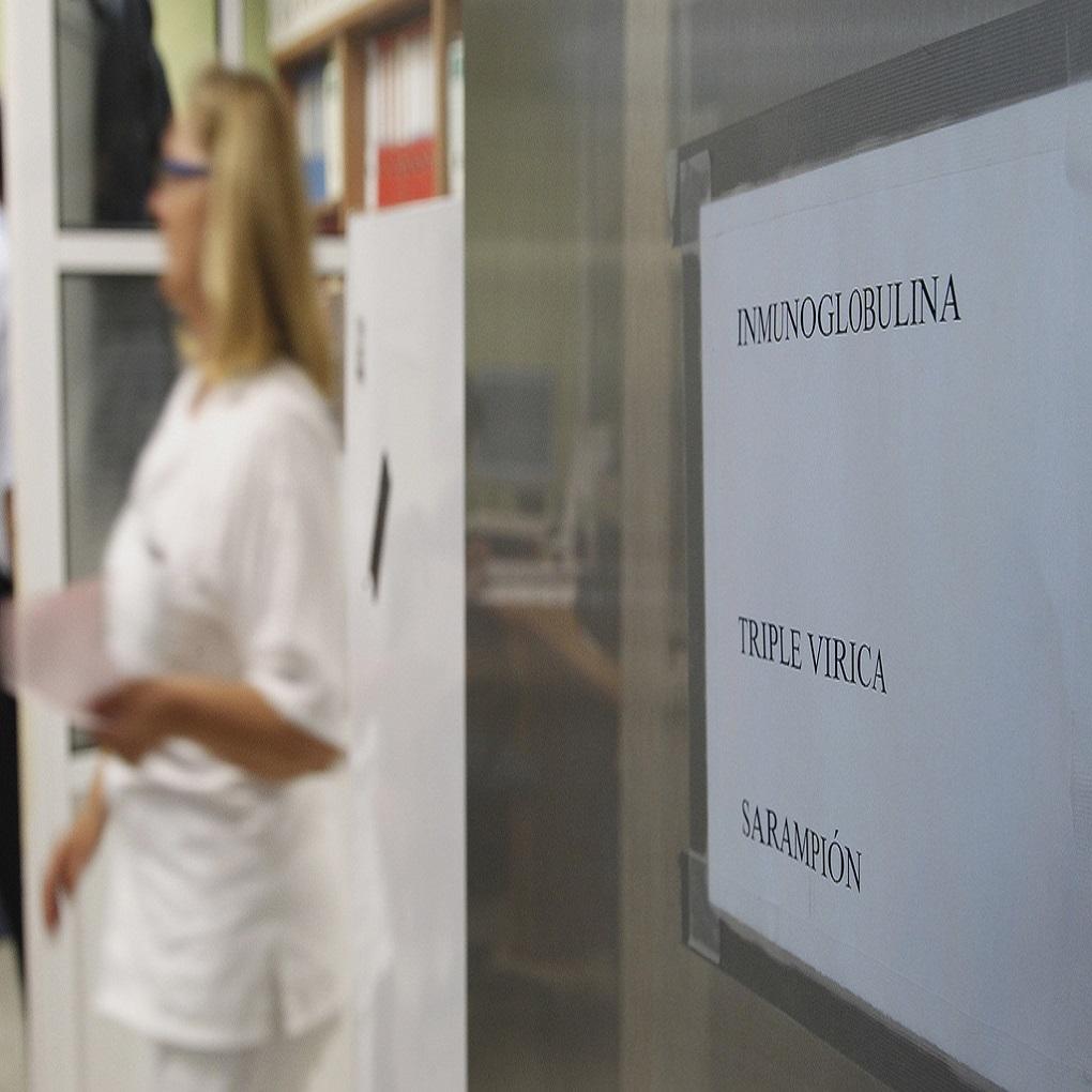 Confirman casos de sarampión y difteria en Venezuela