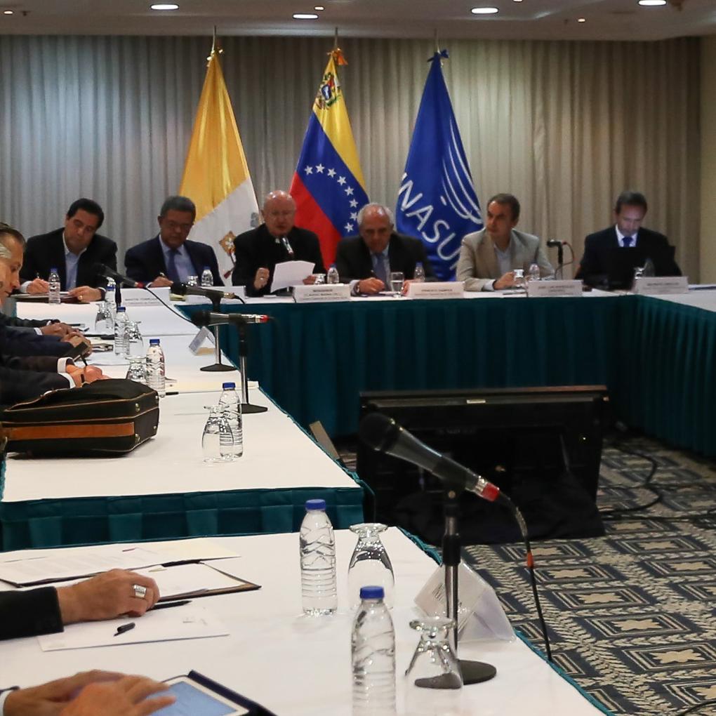 Dialogo Gobierno Oposición Republica Dominicana