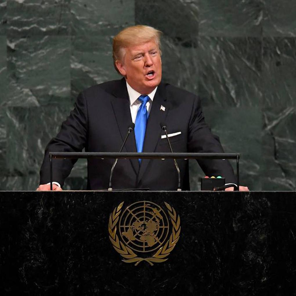 Discurso de Trump sobre Venezuela en Organización de Naciones Unidas