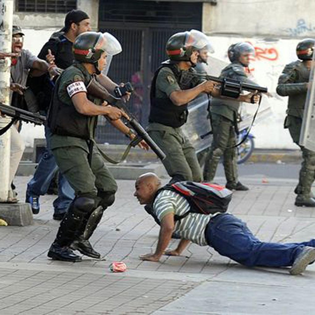 Embargo de armas a Venezuela de parte de la Unión Europea