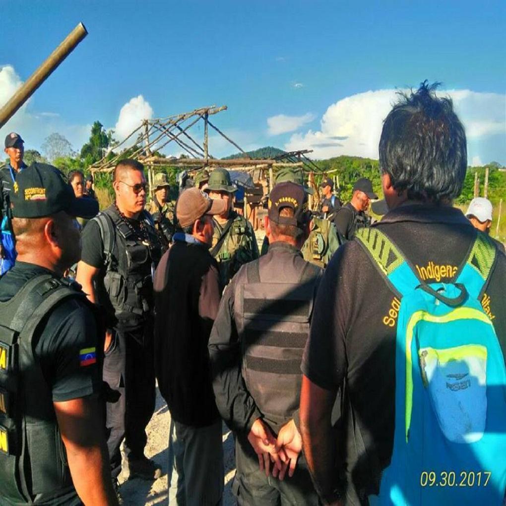 Denuncian enfrentamiento armado entre pemones y criollos en Ikabarú