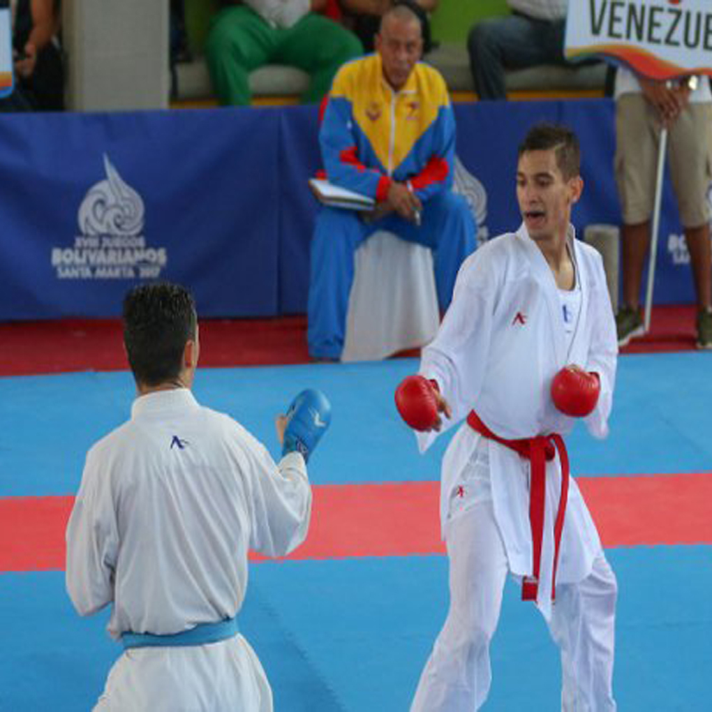 Equipo de kárate venezolano se titula campeón en Juegos Bolivarianos