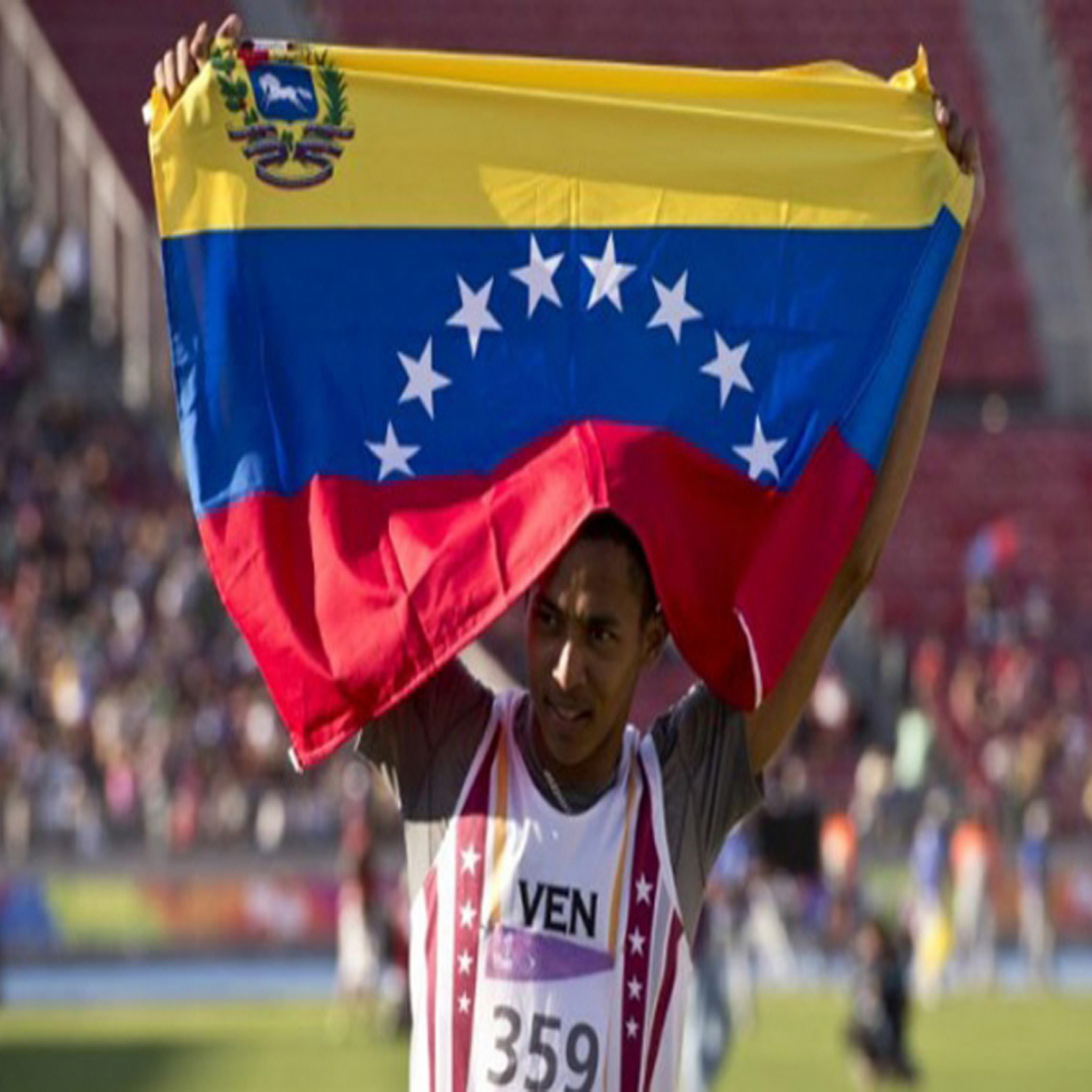 Eure Yánez gana medalla de oro en Sudamericano de Atletismo