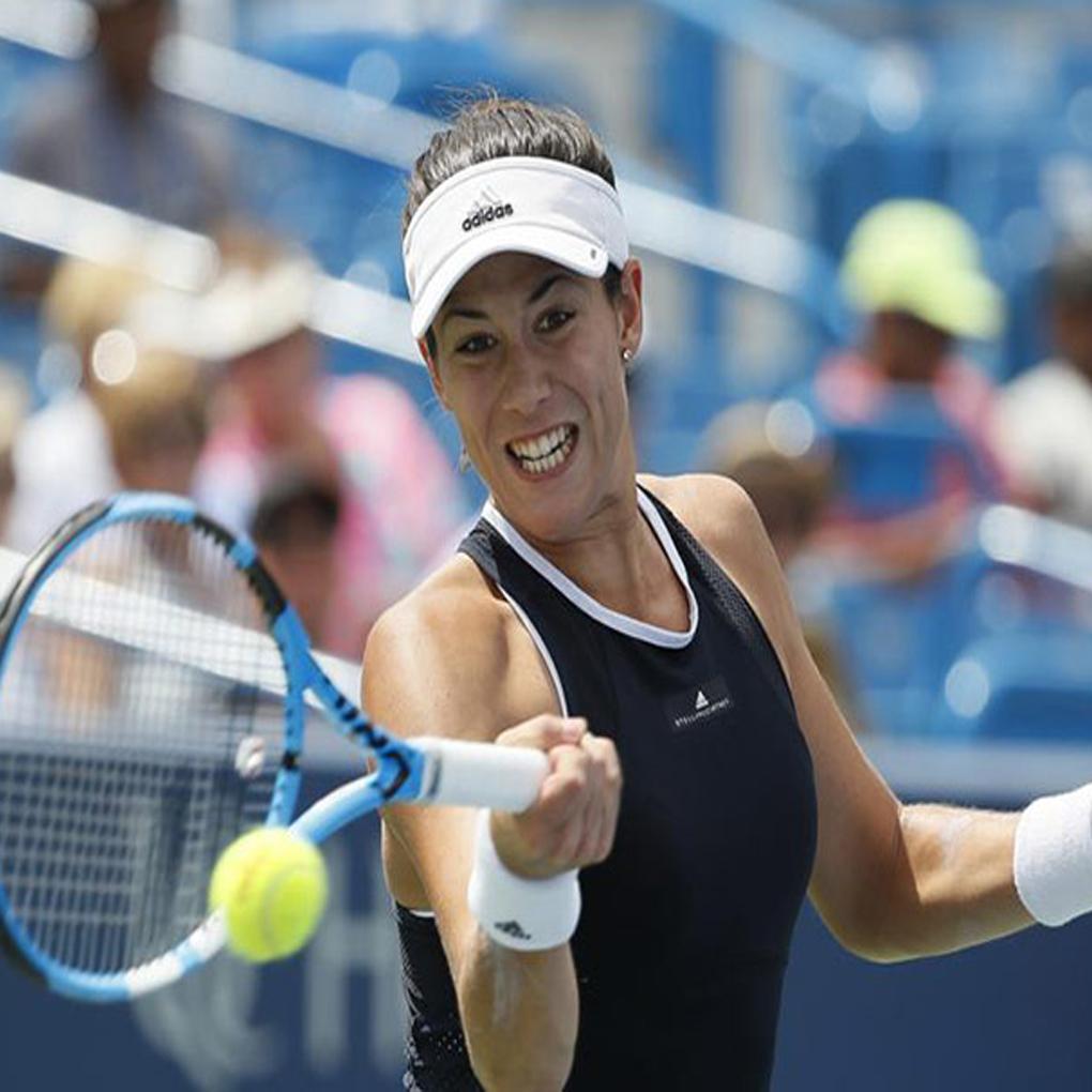 Garbiñe Muguruza es la jugadora del año de la WTA