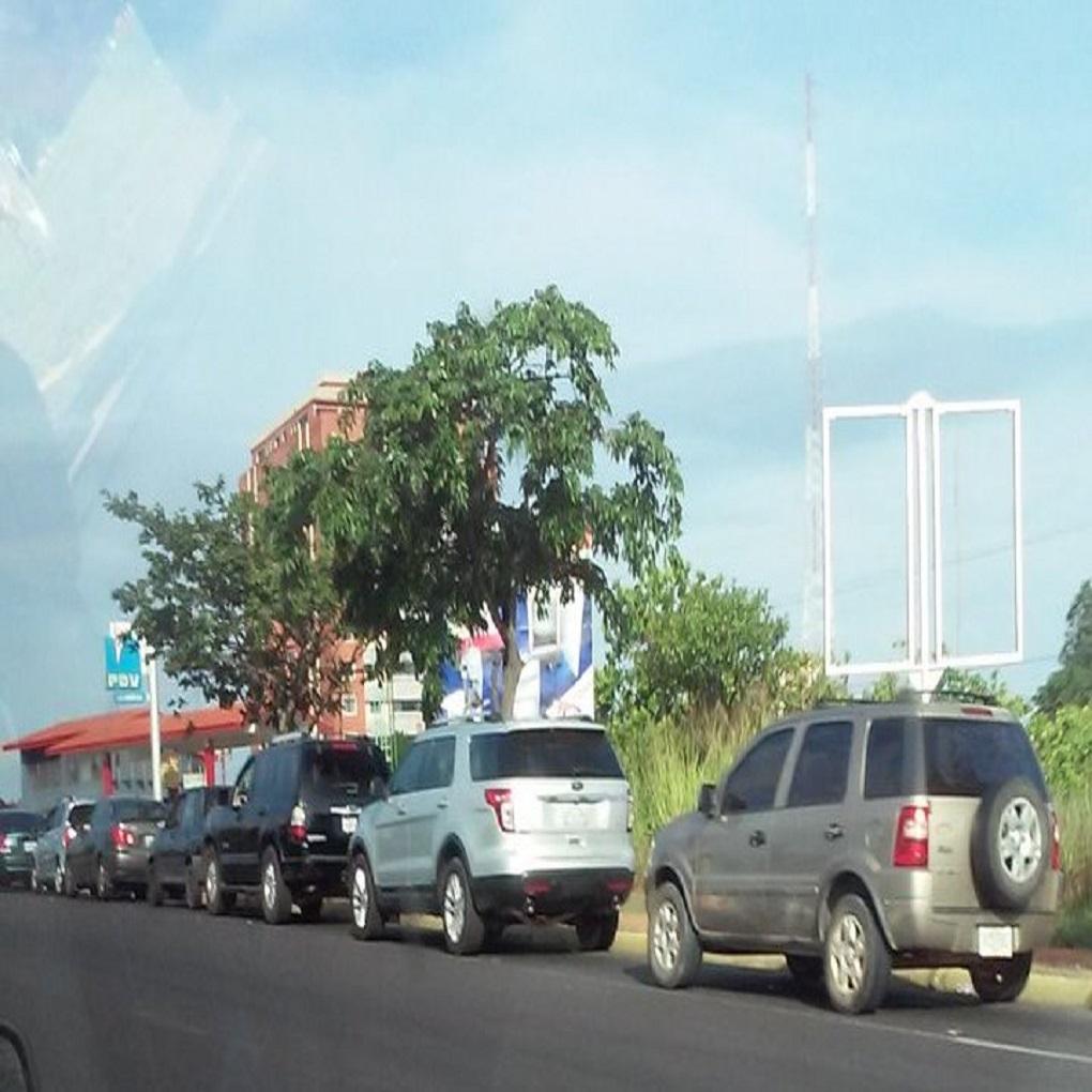 Importan gasolina en Venezuela con extrañas características