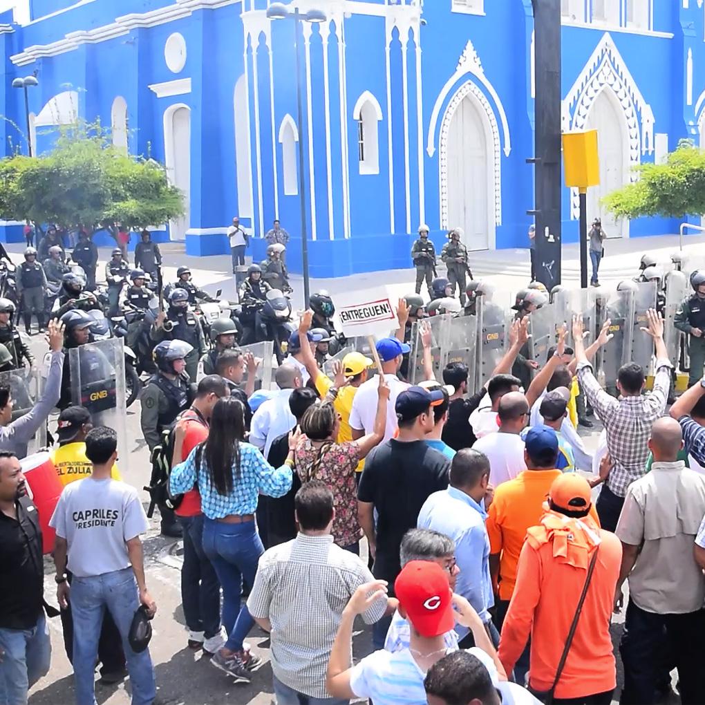 Golpe de Estado en Zulia