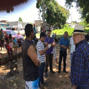 Guayana entre inundaciones en Puerto Ordaz y falta de agua en San Félix