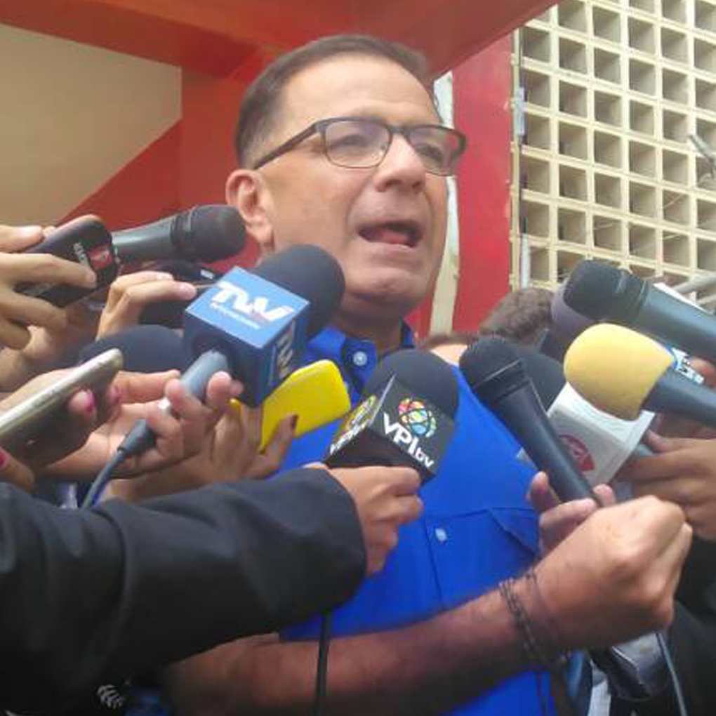 Juan Carlos Fernández candidato Alcaldia de Maracaibo