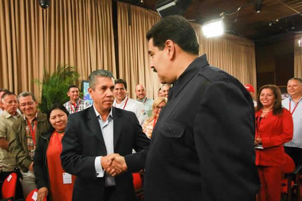 Transición  en Venezuela Frente Amplio Democrático