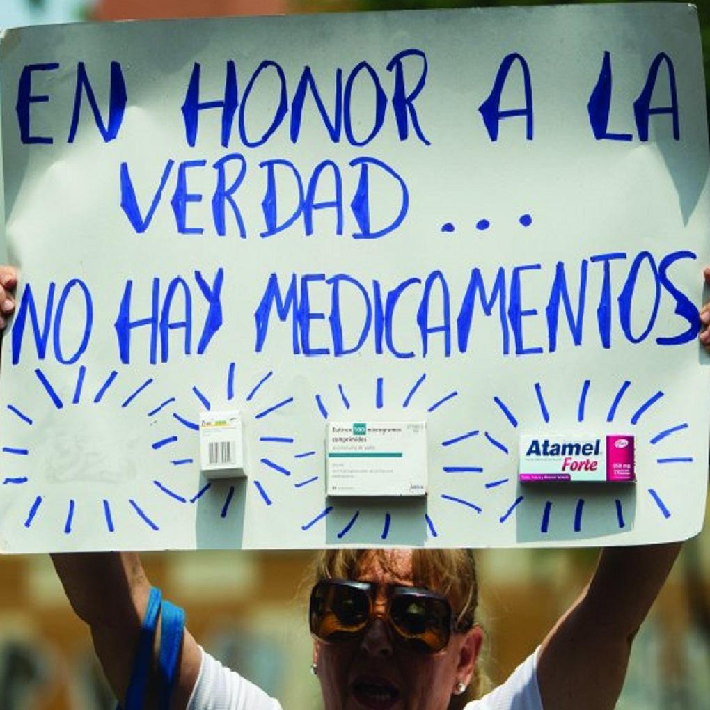 Hospitales de Venezuela también en terapia intensiva
