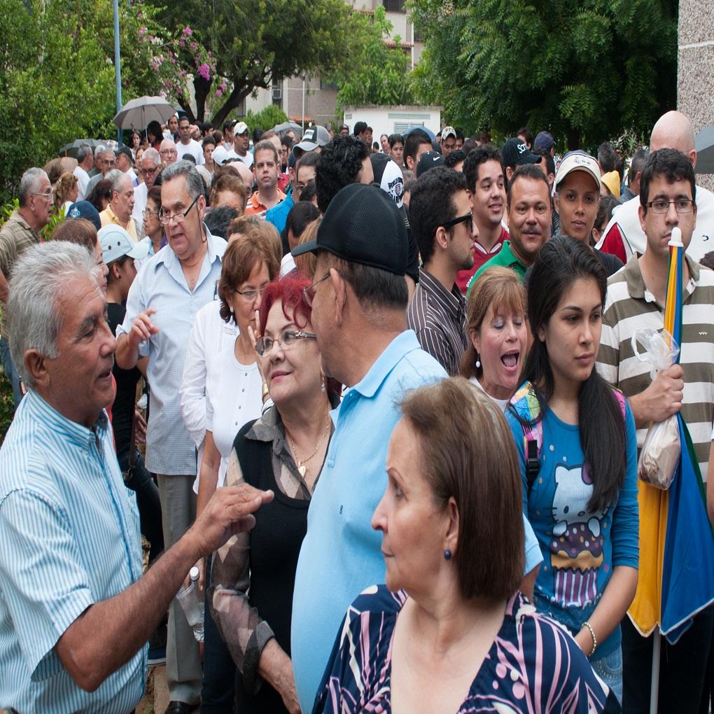 ¿Votarán los venezolanos en las elecciones municipales 2017?