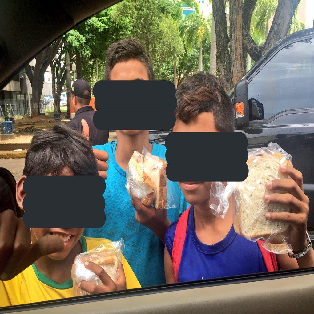 Niños en la calle: situación de más violencia y desnutrición infantil