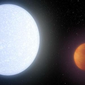 Astrónomos descubren un nuevo planeta más grande que Júpiter