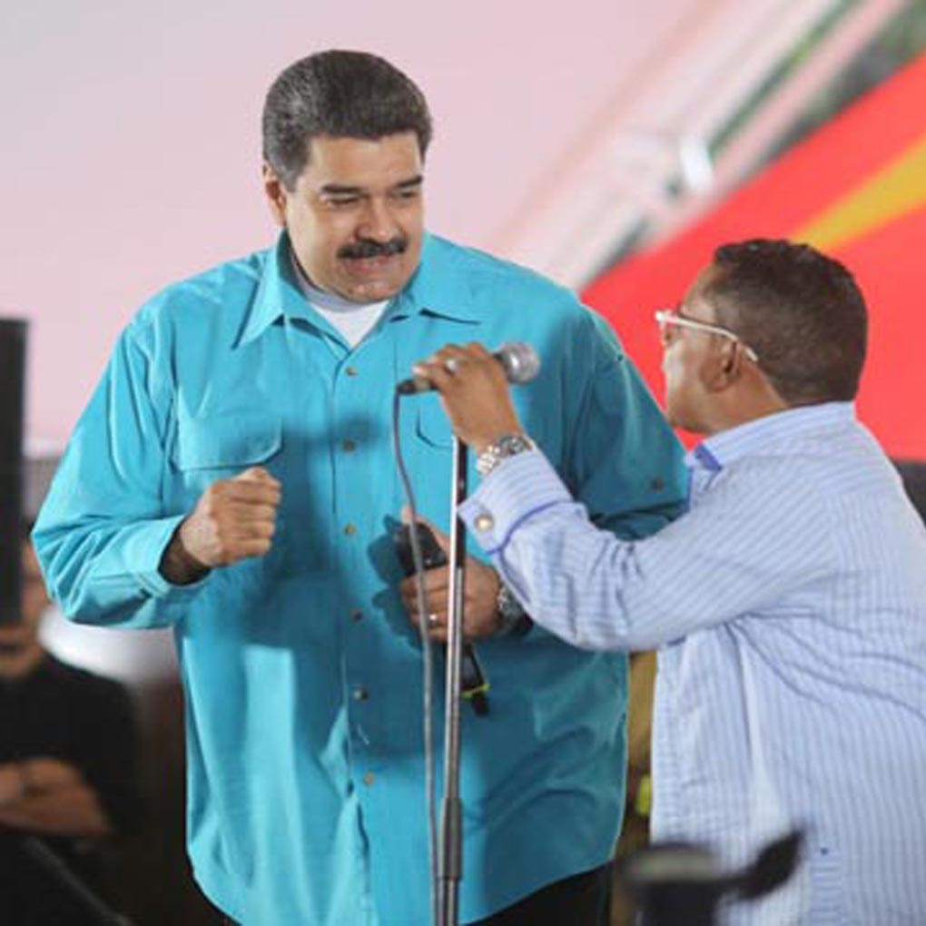 nuevos anuncios de Maduro aumento de cesta ticket