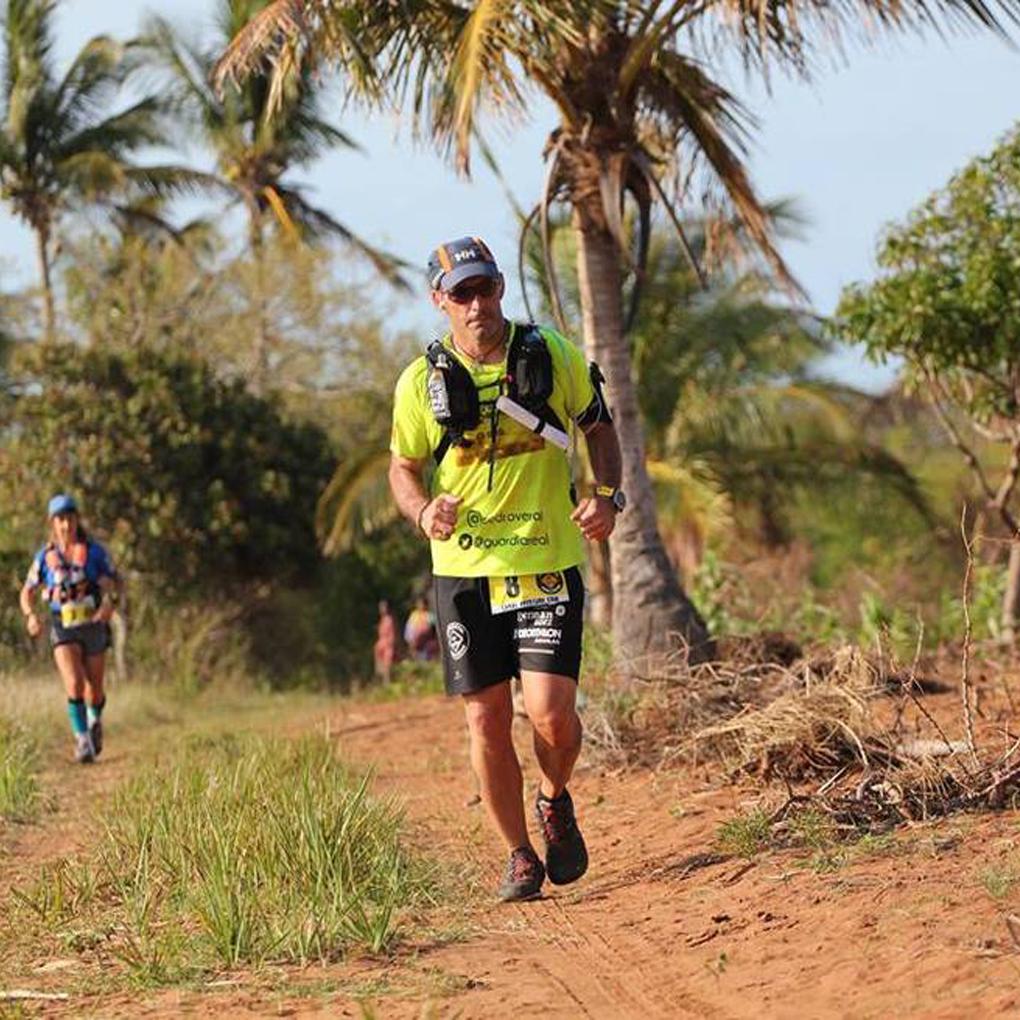 Pedro Vera: El corredor que quiere competir a 40 grados bajo cero
