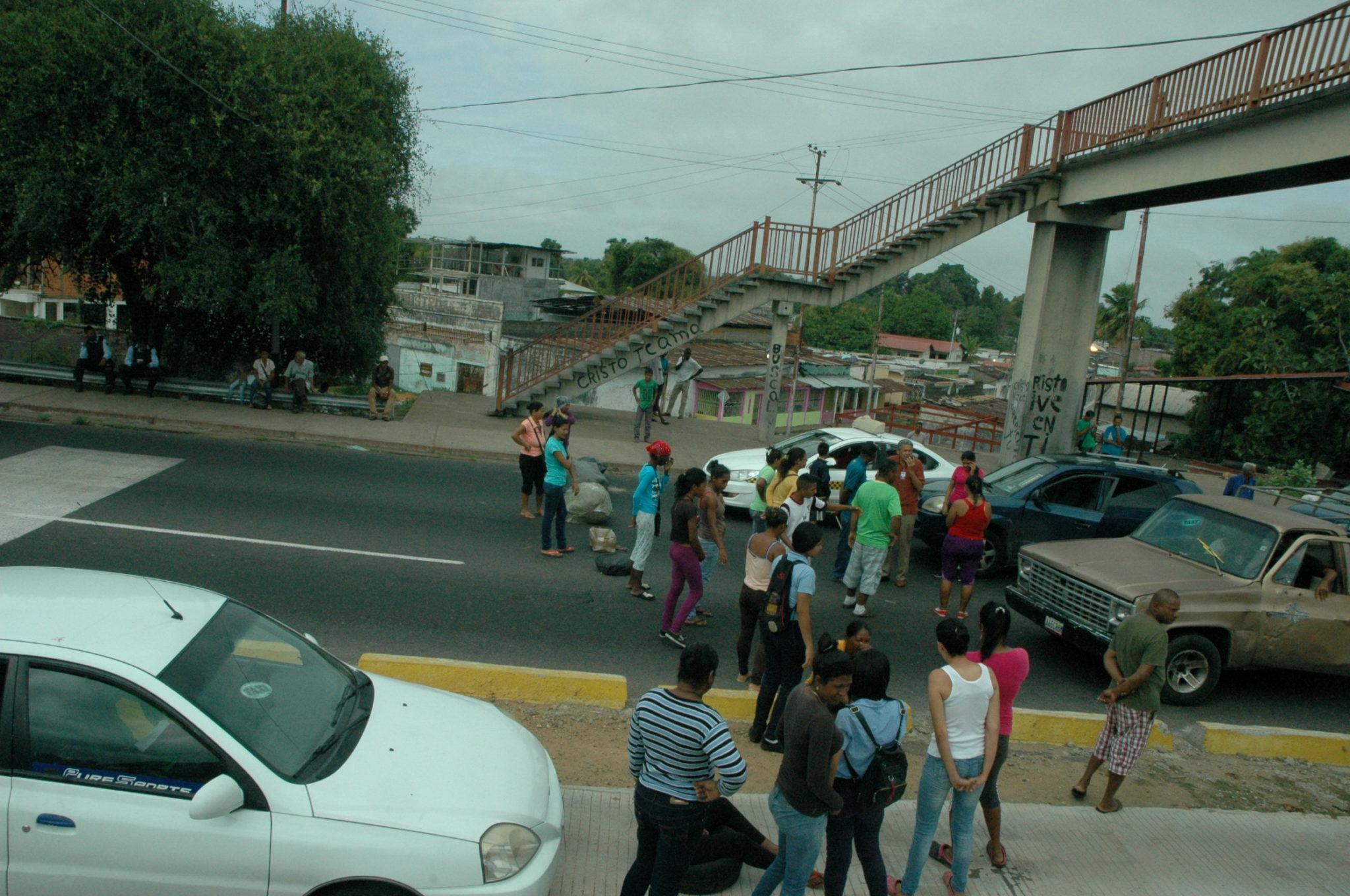 Freddy Bernal Clap no llegan a las comunidades de Guayana