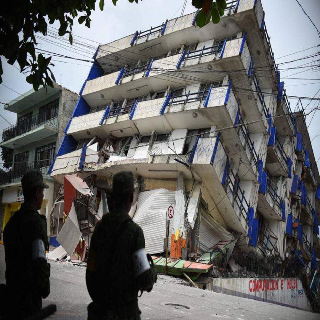 Activan ayuda para venezolanos afectados por terremoto en México