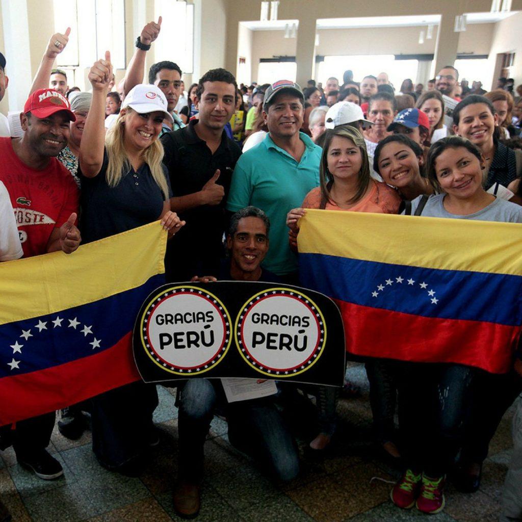 Opciones De Trabajo En Lima Para Venezolanos