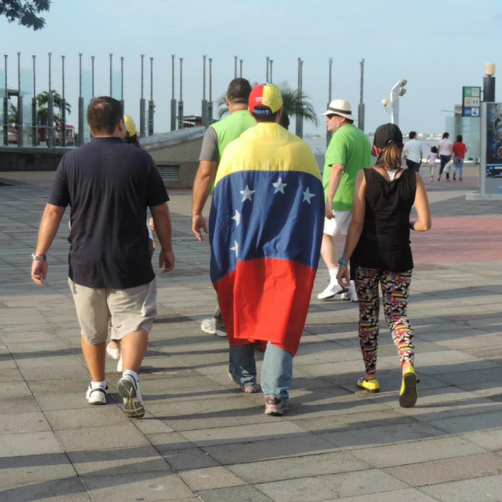 Estás son las ofertas de trabajos en Ecuador para venezolanos