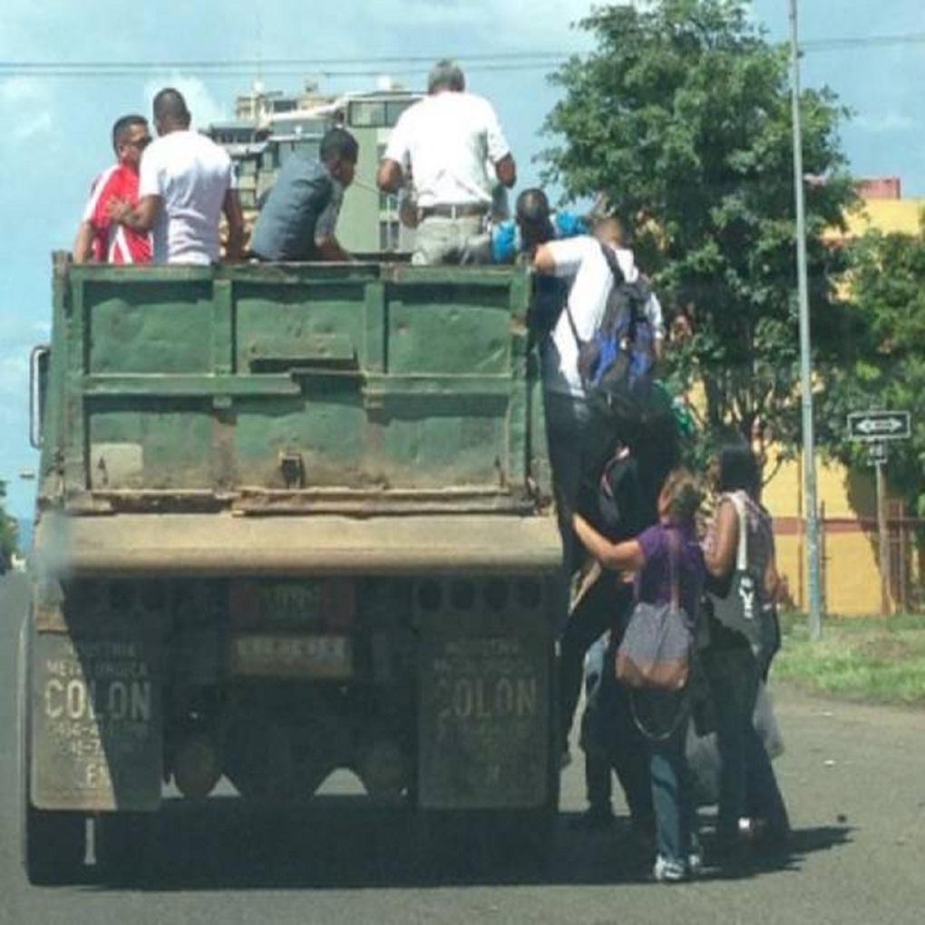 Caos del transporte público y las tragedias en Ciudad Guayana