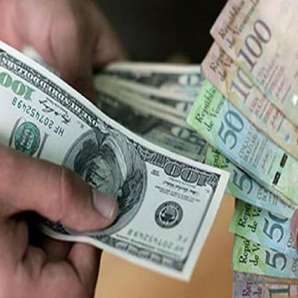 Venta de efectivo: el 'rebusque' de algunos venezolanos