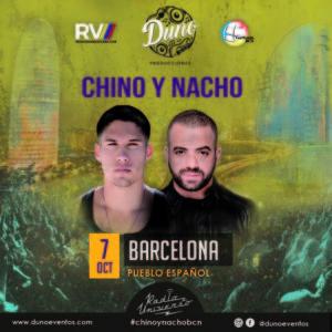 chino y nacho madrid y barcelona