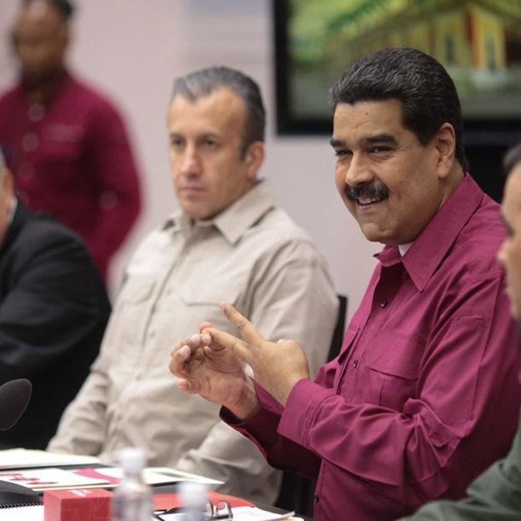 Aumento decretado por Maduro hoy