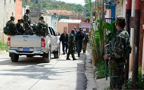 El Picure megabandas bandas delictivas hampa gobierno Venezuela