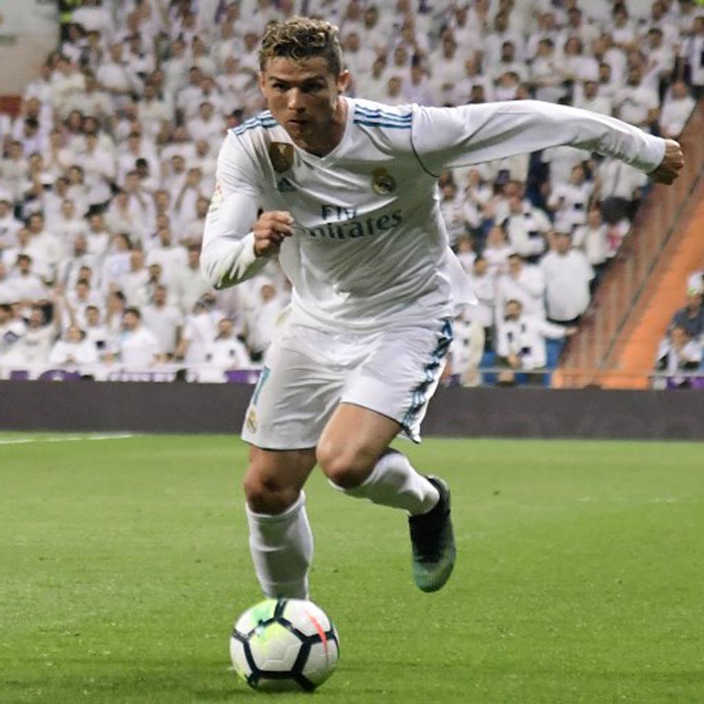 Gol de Cristiano de tacón y el Real Madrid rescata un empate ante Bilbao