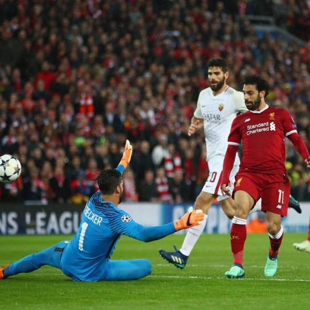 Partido Real Madrid Liverpool en vivo online