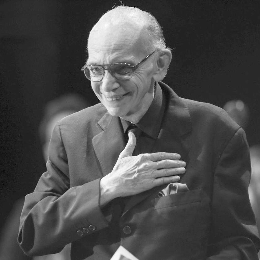 Muere José Antonio Abreu Sistema de Orquesta Sinfónica