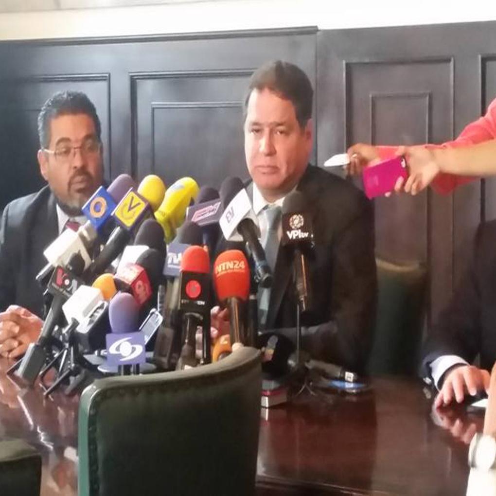 MUD no asistirá a la reunión en República Dominicana con el Gobierno