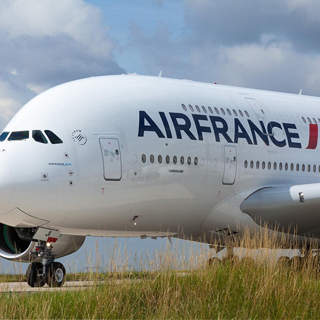 Air France suspende vuelos en Venezuela por crisis