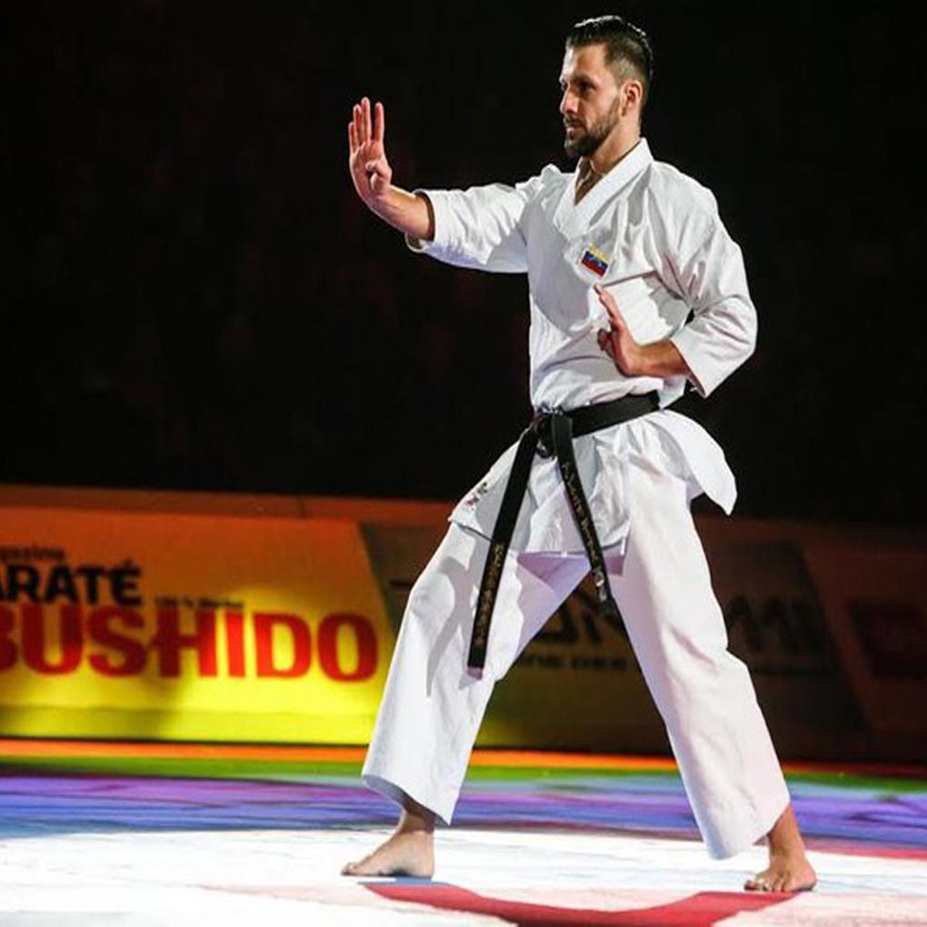 Antonio Díaz gana medalla de oro en Juegos Bolivarianos