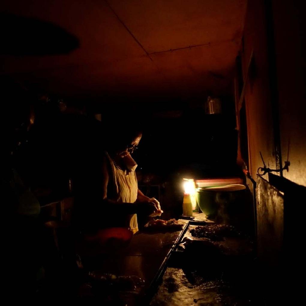 Apagones en Venezuela mantiene a todo un país en caos
