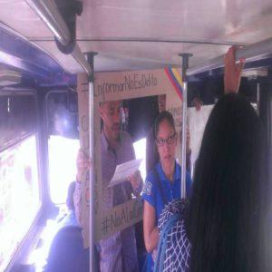 El Bus TV: noticias en Guayana desde un transporte público