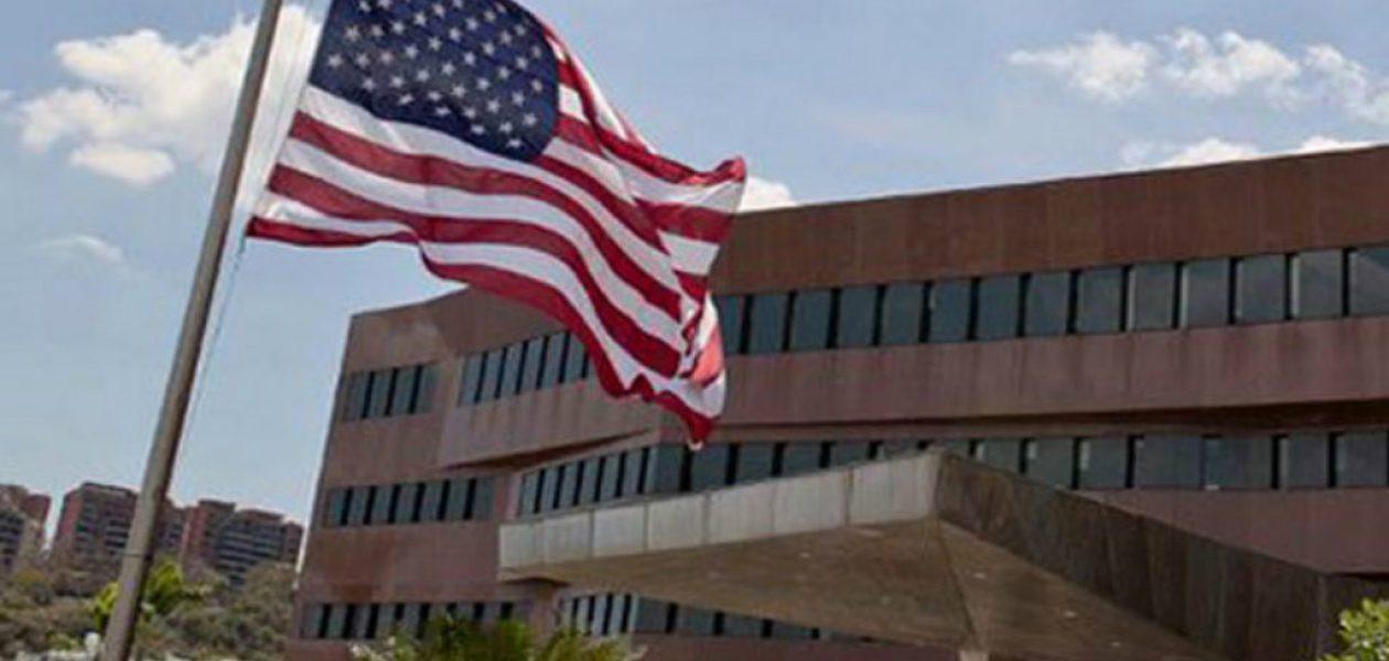 Embajada de EEUU en Venezuela abogó por liberación de presos políticos