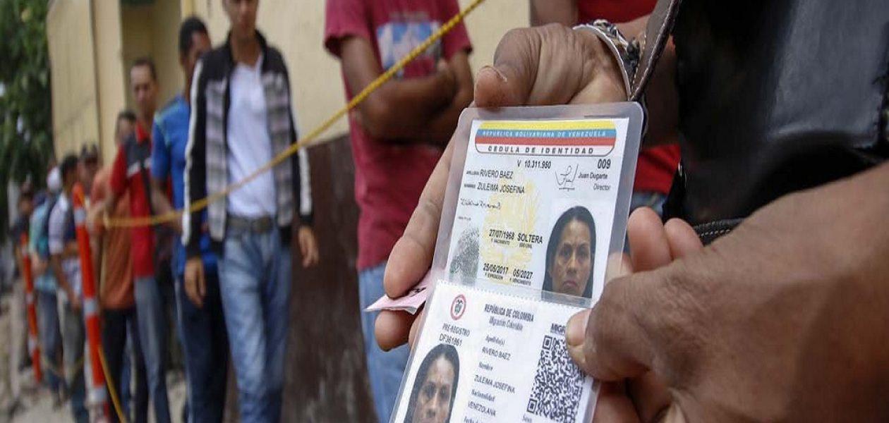 550.000 venezolanos migraron a Colombia en busca de trabajo, comida o medicamentos