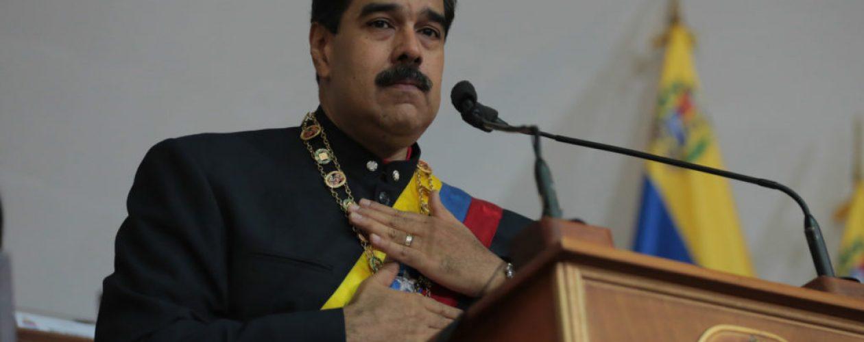 Maduro pide a la Fiscalía y al TSJ investigar discurso de monseñor Basabe