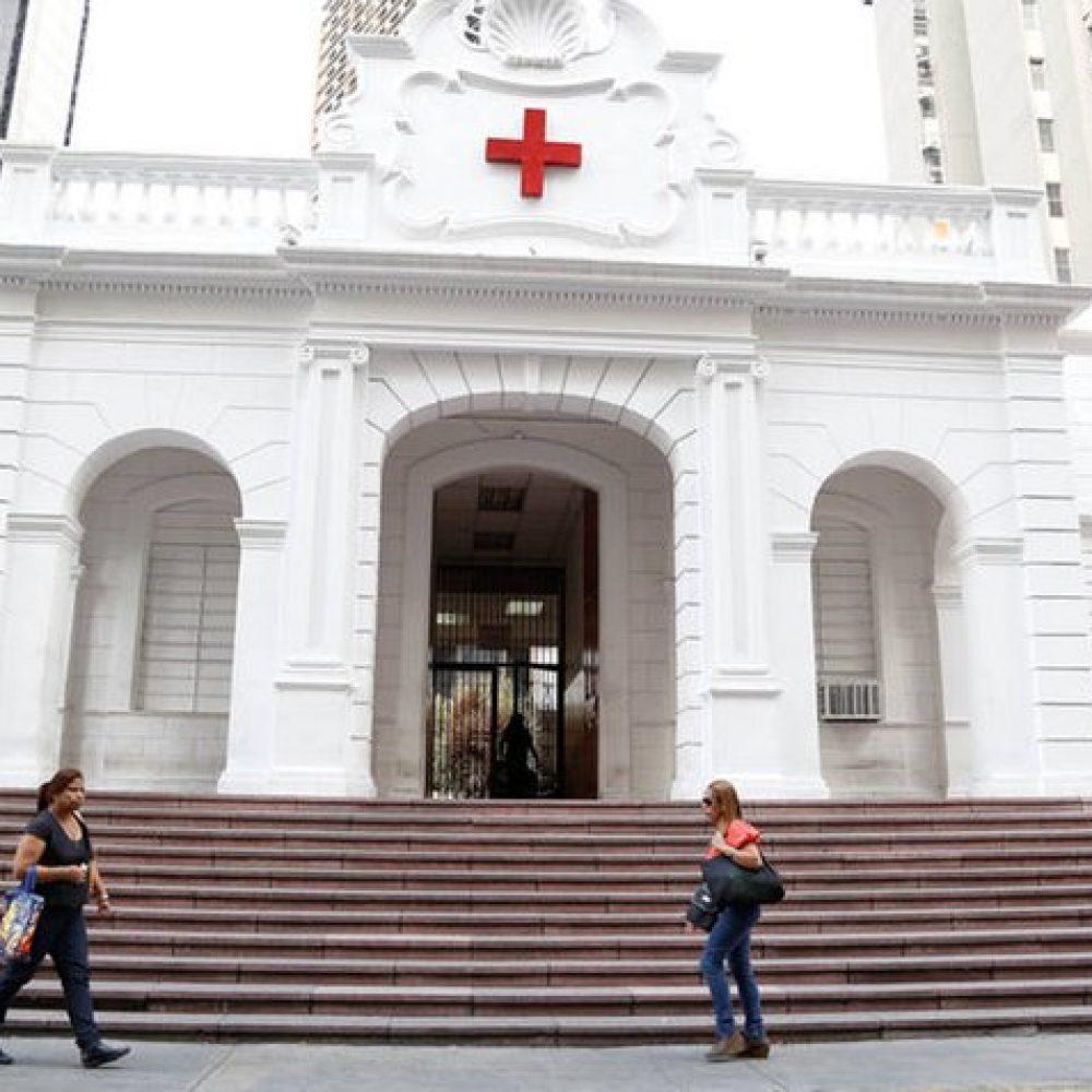 Cruz Roja Venezolana pide autorización al gobierno para recibir medicinas
