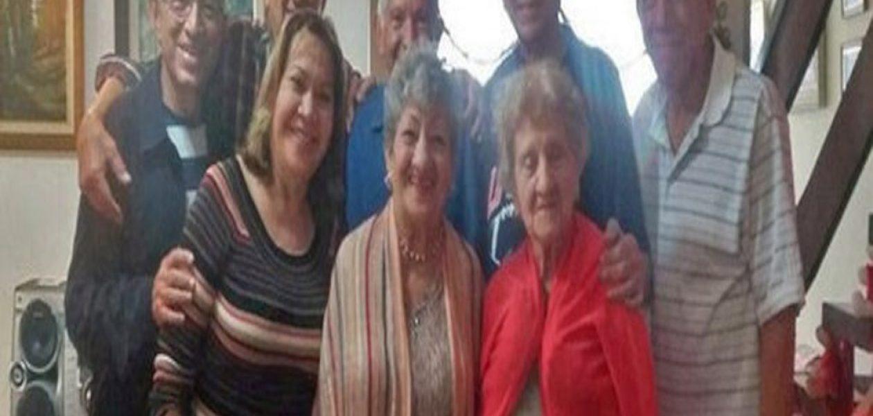 Familia venezolana busca romper récord Guinness de longevidad