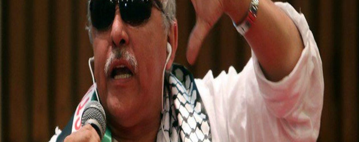 Detuvieron a Jesús Santrich, uno de los líderes de la FARC
