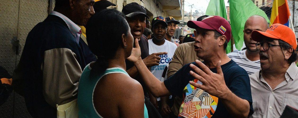 """""""¡Queremos comida!"""": El grito desesperado de los venezolanos a Henri Falcón"""